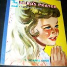 Vintage The Lord's Prayer and the Beatitudes (Bonnie Book) Pelagie Doane/ Dorothy Talbot