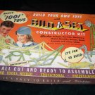 Antique/Vintage BILD-A-SET Erector Constructor Set Toy