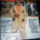 Vintage EBONY Magazine March 1980 SAMMY DAVIS JR, Sugar Ray Leonard