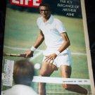 Vintage LIFE Magazine September 20 1968 Arthur Ashe