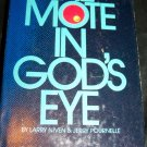 The Mote in God's Eye by Larry and Jerry Pournelle Niven Book