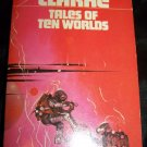 Vintage 1973 TALES OF TEN WORLDS Arthur C Clarke Book
