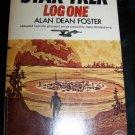 Vintage Star Trek Log by Alan Dean Foster 1974, Book PB