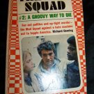 Vintage The Mod Squad: #2 A Groovy Way To Die PB Book