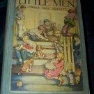 Vintge 1920s LITTLE MEN Louisa May Alcott~Clara Burd Book