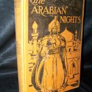Antique 1925 THE ARABIAN NIGHTS HC Book Adeline H Bolton Illustrations Plates