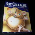 New SAY CHEESE Card Game in Box Mint Sealed Idealogists