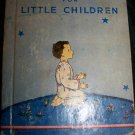 Vintage 1957 Prayers for Little Children by Mary Alice Jones HC Book