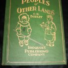 Vintage Peoples of Other Lands by G.R. Bodley, Illustrated HC Book