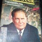 Vintage NEWSWEEK Magazine Oct 17 1966 JOSIP BROZ TITO