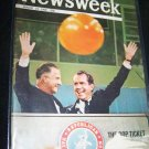 Vintage NEWSWEEK Magazine Aug 19 1968 GOP NIXON