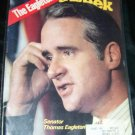 Vintage NEWSWEEK Magazine Aug 14 1972 Thomas Eagleton