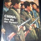 Vintage NEWSWEEK Magazine March 7 1966 CHINA HOW BIG THE THREAT
