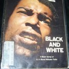 Vintage NEWSWEEK Magazine Aug 22 1966 BLACK WHITE Race