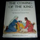 COMING OF THE KING Story Nativity~Norman Vincent Peale