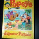 Vintage 1950s POPEYE Jaymar Jigsaw Puzzle Toy King 7964
