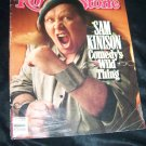 Rolling Stone Magazine February 23 1989 Sam Kinison