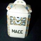 Vintage BIHL Coronet Czech Pottery Jar Art Deco MACE