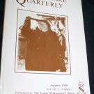Shakespeare Quarterly Scholarly Journal Folger Library vol 31  #3 Autumn 1980