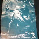 Shakespeare Quarterly Scholarly Journal Folger Library vol 32  #2 Spring 1981