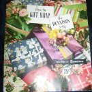 Vintage 1950 How to Gift Wrap the Dennison Way Booklet Book