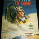 Vintage 1963 They Flew to Fame by Robert Sidney Bowen Whitman Book