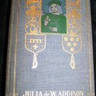 Antique 1904 The Art of the Pitti Palace... Julia De Wolf Addison Book