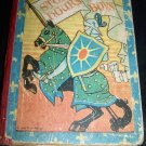 Vintage 1933 Story Hours For Boys Illustrated Children Book