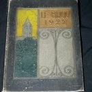 Vintage Weslyan University OH 1911 Le Bijou 1922 Yearbook
