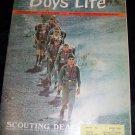 Vintage Boys' Life Scout Magazine September 1965~ Salivador Dali