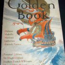 Vintage GOLDEN BOOK August Aug 1925 Herman Melville