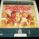 Vintage Death Hunt CED Videodisc Video Disc Movie