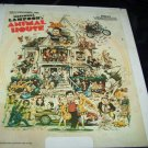 Vintage National Lampoon's Animal House CED Videodisc Video Disc Movie