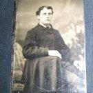 Antique Victorian Gentleman Man Portrait Tintype Photo