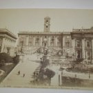 Antique Cabinet Photo Capitoline Hill Palace Rome Italy