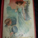 Antique 1908 THE MESSAGE Lewis Tracy Illustrated HC Book