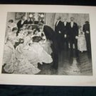 Antique High-Life Jean Beraud Litho Etching Art Print