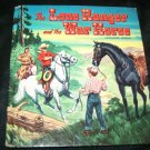 Vintage 1951 The Lone Ranger and the War Horse by Fran Striker HC Book