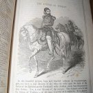 Antique Forrester's Boy's and Girl's Magazine and Fireside Companion XIII January to June 1854 Book