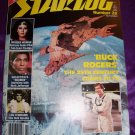 Vintage STARLOG Magazine November 1979 Buck Rogers, Wonder Woman, The Hulk