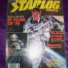 Vintage STARLOG Magazine May 1979 Star Trek, Moonraker James Bond, Brave New World