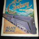 Twentieth Century Limited Alan Rose Train Paper Model