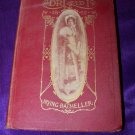 Antique 1901 D'RI and I Irving Bacheller HC Book