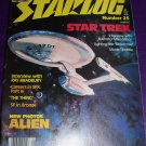 Vintage STARLOG Magazine August 1979 #25, Ray Bradbury, Alien, Star Trek