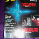 Vintage STARLOG Magazine October #27 1979 Battlestar Galactica, Black Hole