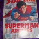 Vintage STARLOG Magazine March 1979 #20 Superman, Buck Rogers
