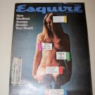 Vintage ESQUIRE Magazine July 1974 Madison Avenue Onassis