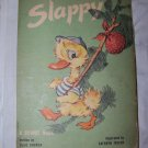 Vintage 1946 Slappy a Bonnie Book Children's Elsie Church HC