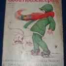 Vintage Good Housekeeping Magazine March 1934 Canyon Kiddies James Swinnerton