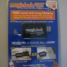 Magicjack Plus,Brand New Sealed with One year free service, Magic Jack Plus
